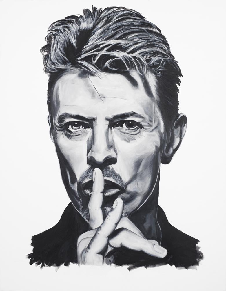 Bowie web