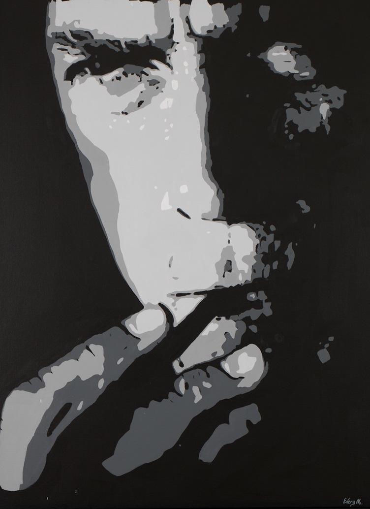 Clint Eatswood 130 x 97