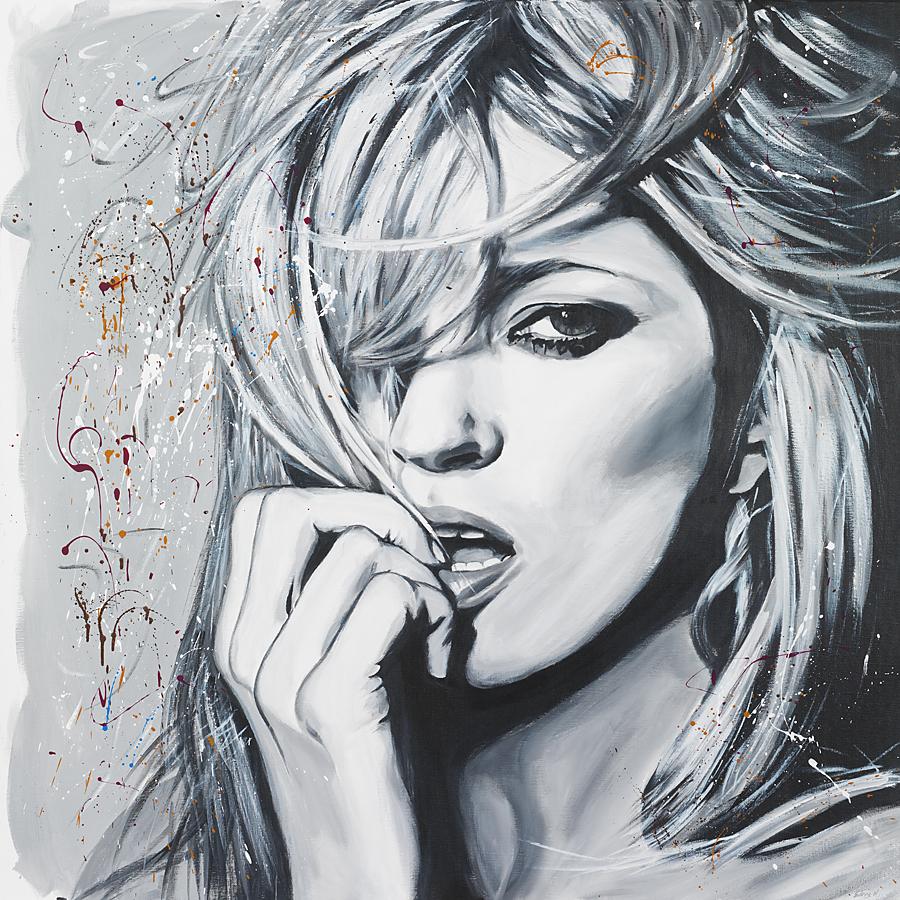 Kate Moss. 120 x 120