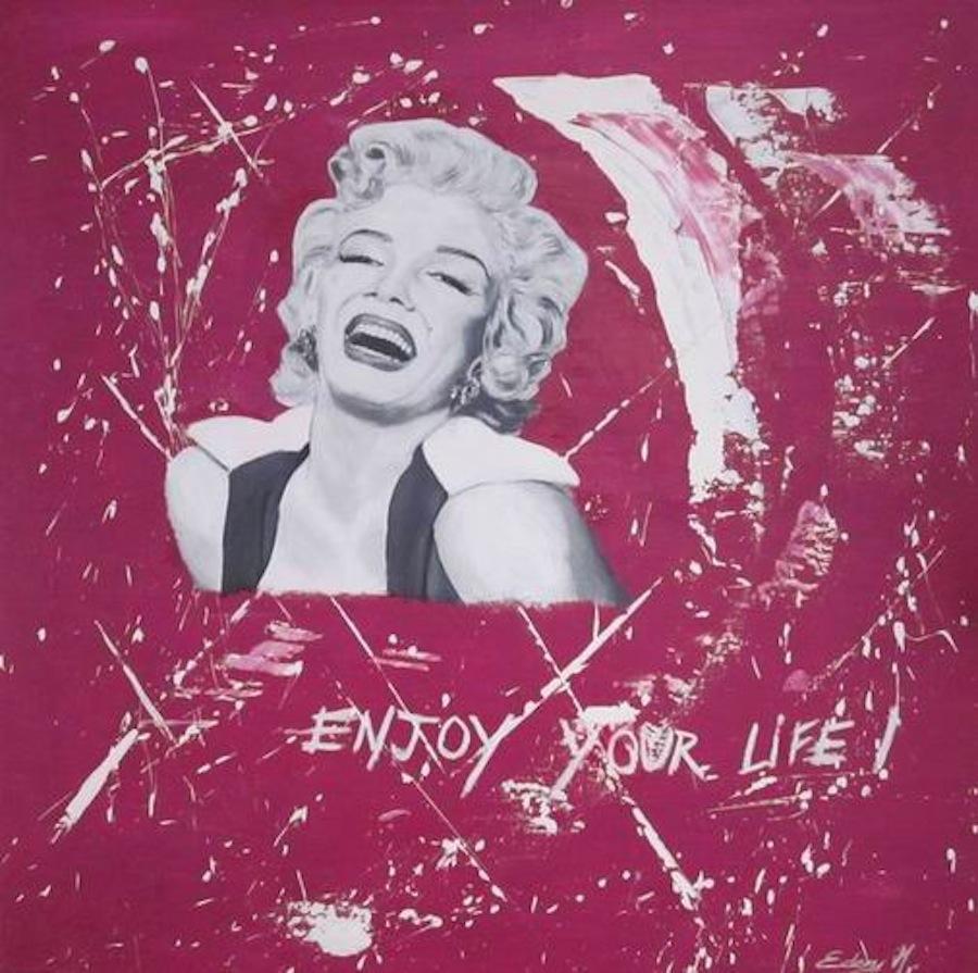Marylin Monroe 100 x 100