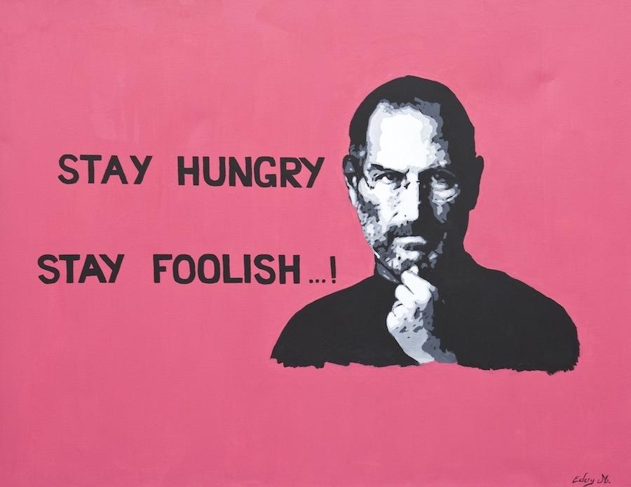 Steve Jobs 116 x 89