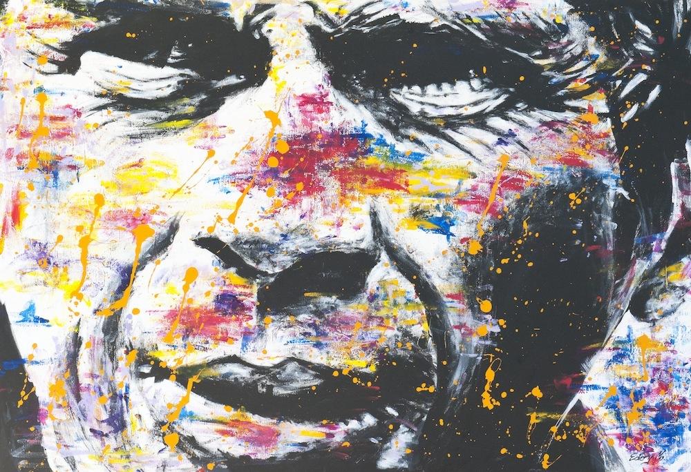 Steve McQueen 130 x 97